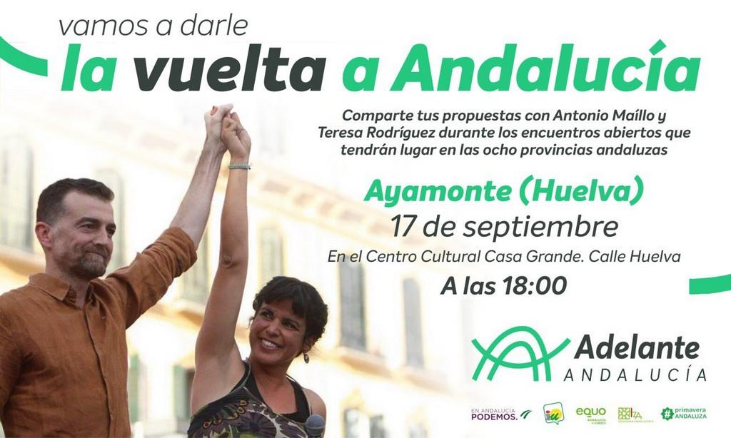 IZQUIERDA UNIDA DE AYAMONTE CONVOCA UNA ASAMBLEA ORDINARIA