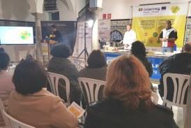 EL ALCALDE DE AYAMONTE PRESENTÓ LOS RECURSOS FORMATIVOS DEL PROYECTO SABOR SUR