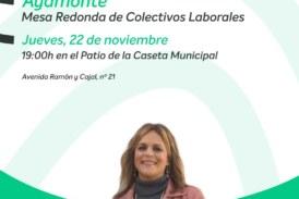 Acto de campaña Adelante Andalucia Ayamonte 22/11