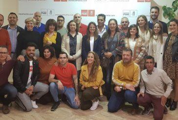 NOTA DEL PSOE AYAMONTE PRESENTANDO CANDIDATURA PARA LAS PROXIMAS ELECCIONES MUNICIPALES
