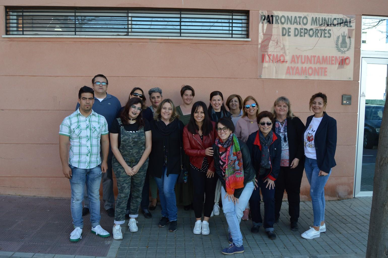 Los participantes de la lanzadera de Ayamonte finalizan tras cinco meses optimizando su búsqueda de trabajo