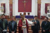 PRESENTACIÓN DE LA IMAGEN DEL GOBERNADOR PONCIO PILATO PARA EL MISTERIO DE LA HUMILDAD