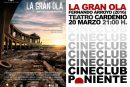 Documental La Gran Ola, Cine Cardenio, 20 de marzo