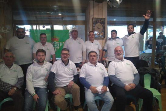 :Buenas noticias para los Béticos: Nace en Ayamonte la Peña Bética del Guadiana.