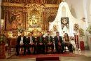 DOMINGO ORTA EXALTA LAS GLORIAS EN HONOR A LA VIRGEN DEL ROCIO DE CARA A LA PRÓXIMA ROMERÍA