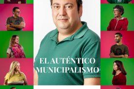 Presentación de la candidatura de recuperemos Ayamonte