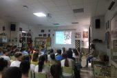 ACTIVIDADES DE FOMENTO DE LA LECTURA Y ESCRITURA EN LOS CENTROS DE SECUNDARIA DE AYAMONTE